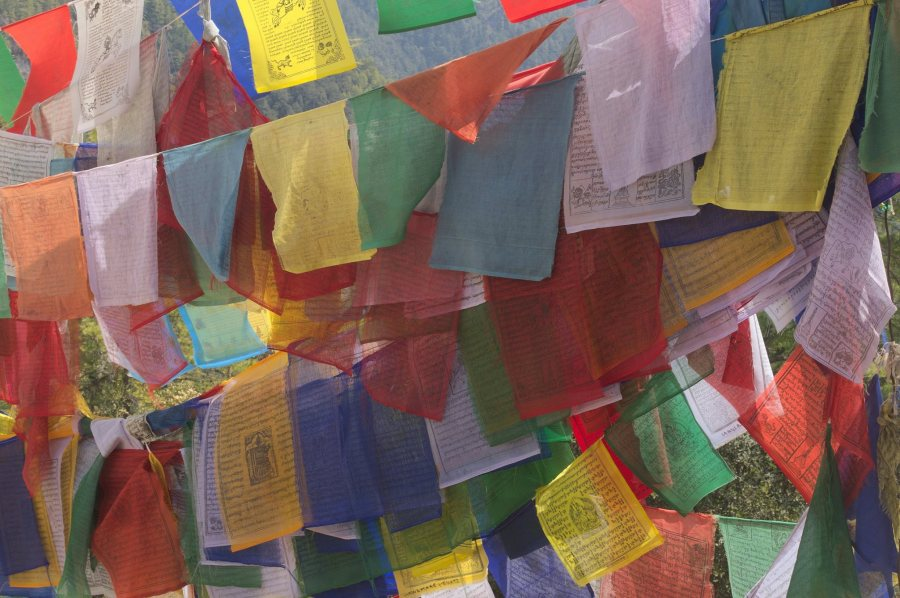 bhutan, nature, afurthershore, blog, altruism, troy-wilkinson, thoughtful, prayer flags