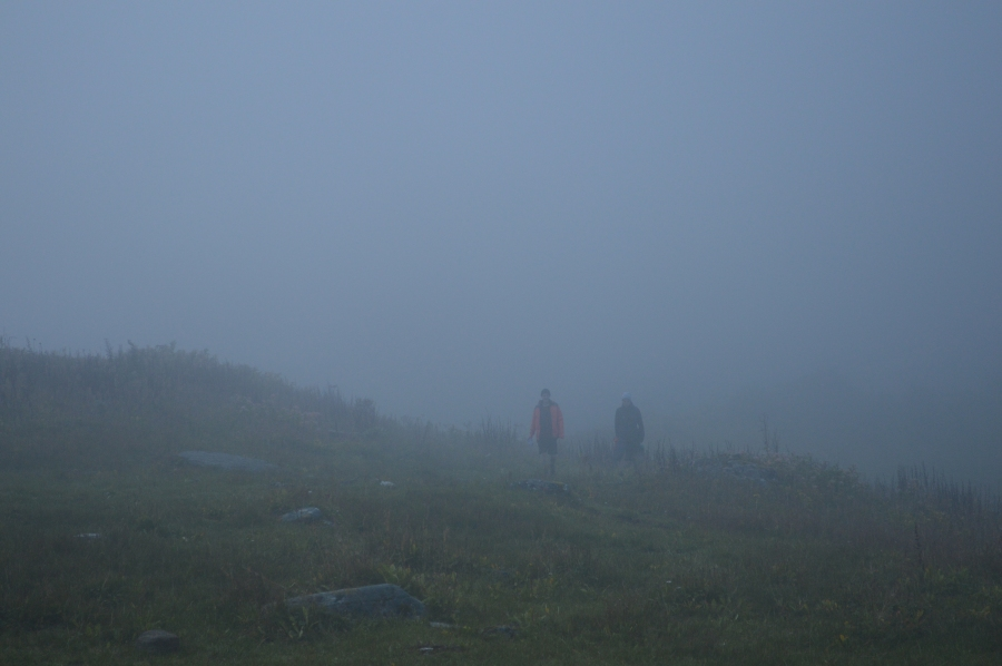 bhutan, nature, afurthershore, blog, altruism, troy-wilkinson, thoughtful, fog, druk path, trekking, travel